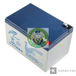 Prémium elektromos kerékpár akkumulátor 12V 14Ah