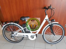 TRD010 Tornádó elektromos kerékpár li ion