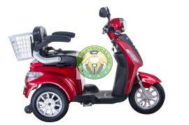 Ztech ZT-15 E Trilux elektromos háromkerekű kerékpár Mágneses motorfék