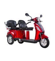 Elektromos kétüléses tricikli ZT-18 Trilux