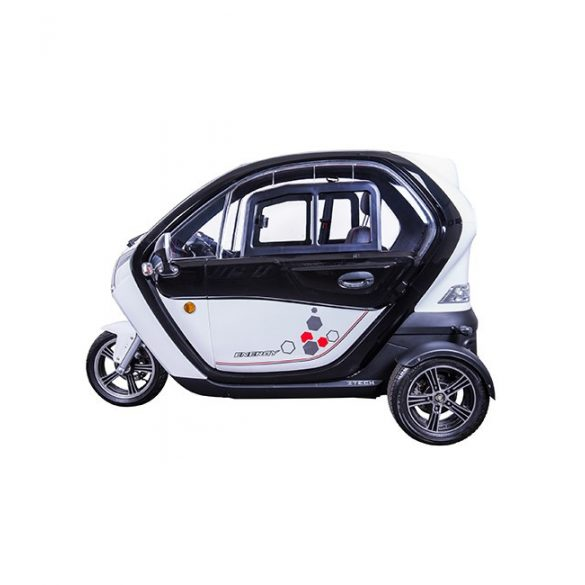 Elektromos moped autó ZT-95 3 kerekű