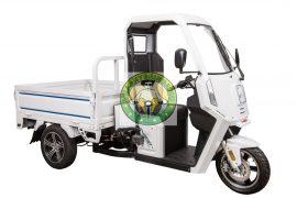 ZTECH ZT-93 Cargo elektromos platós teherszállító jármű 72V 45Ah 3000W 45Km/h