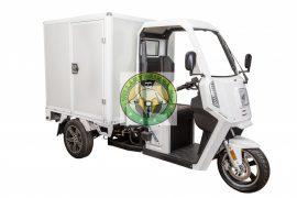 ZTECH ZT-94 Cargo Boxer elektromos dobozos teherszállító jármű 72V 45Ah 3000W 45Km/h